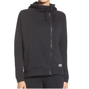 Nike Modern Double Breasted Hoodie Soulcycle M